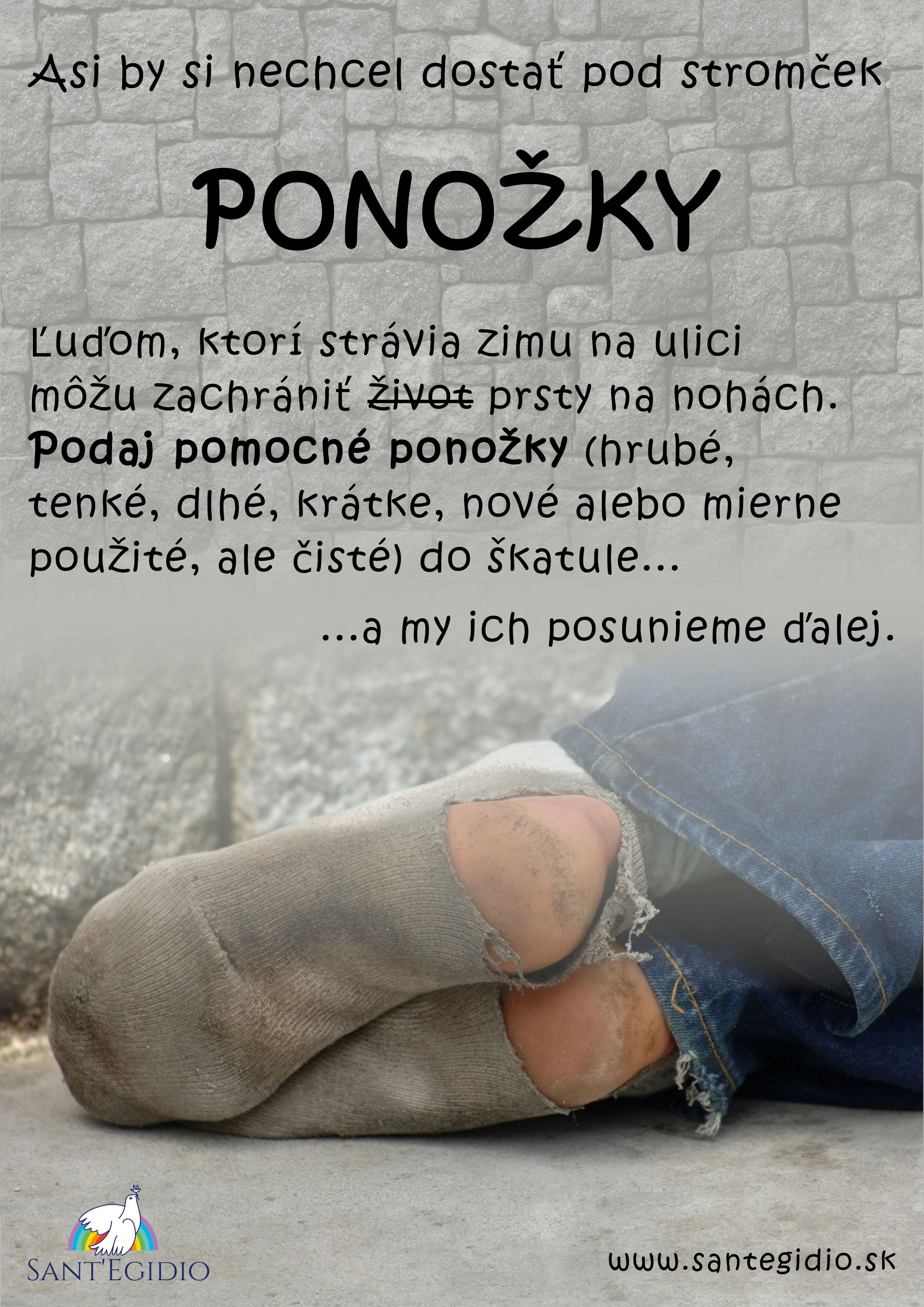 ponozky